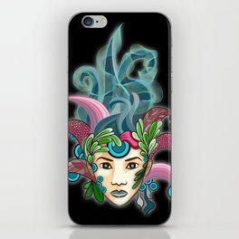 Natural Jester iPhone Skin