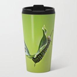 Monarch Caterpillars Travel Mug