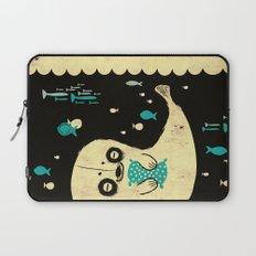 Panda Seal Laptop Sleeve