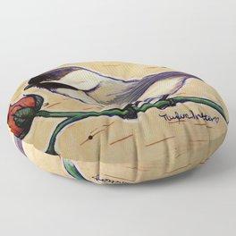 Smol Wildbird Floor Pillow