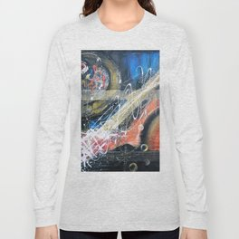 Art.For the people by Ildiko Csegoldi Long Sleeve T-shirt