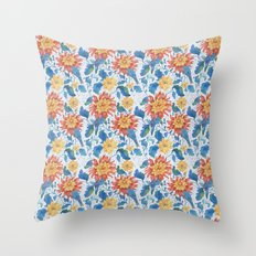 The Lost World birds Throw Pillow