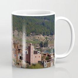 Village Among Hills Coffee Mug