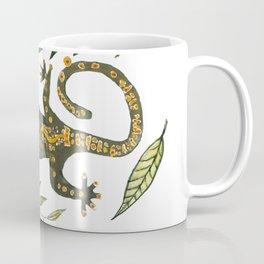 Lady Gecko Coffee Mug
