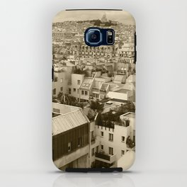 Rooftops of Paris 3 iPhone Case