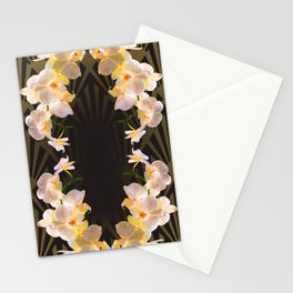 Orchid (tulips) from my terasse Stationery Cards