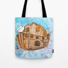 Nave : viagem no tempo Tote Bag