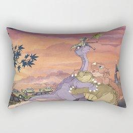 Great Valley Tours Rectangular Pillow