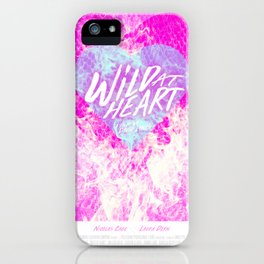 Wild at Heart iPhone Case