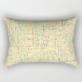 Ambient 77 In Color 5 Rectangular Pillow