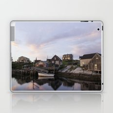 Peggy's Cove Nova Scotia Laptop & iPad Skin