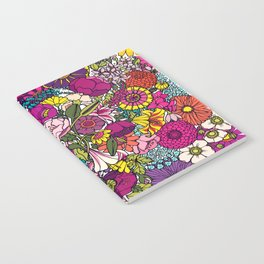 Summer garden Notebook