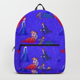 The Princess and the Con Man Backpack