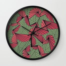 Flying South Wall Clock