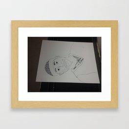 Isaiah Thomas Framed Art Print
