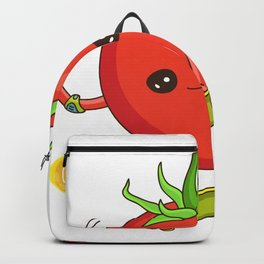 Skating Tomato Backpack
