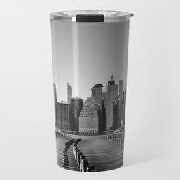 Manhattan Ice Travel Mug