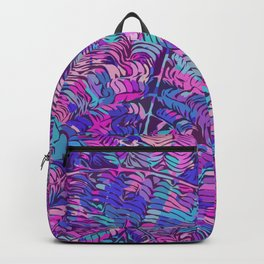 Colourful Jungle Jamboree Backpack