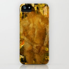 Thinking About You iPhone Case