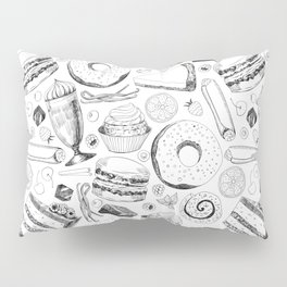 Delicious pattern  Pillow Sham