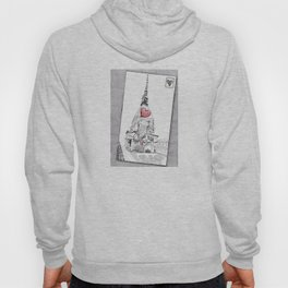 from Turin with love Hoody