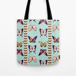 Butterfies II Tote Bag