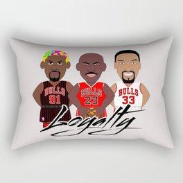The Legends Rectangular Pillow