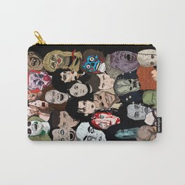 Halloween Gumbo Carry-All Pouch