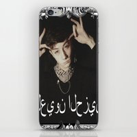 surrealism iPhone & iPod Skins featuring Surrealism by Jamie Gibson