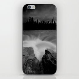 Athabasca Falls iPhone Skin