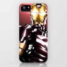 Iron Man iPhone (5, 5s) Slim Case