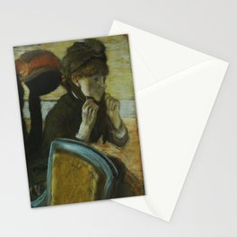 At the Milliner's Stationery Cards