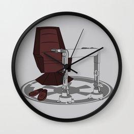 Imperial Walker Wall Clock