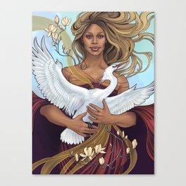 Laverne Canvas Print