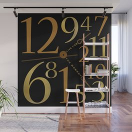 Live For The Moment Wall Mural