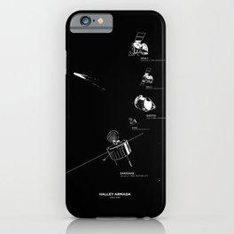 HALLEY ARMADA iPhone Case
