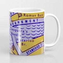 Streets of London Coffee Mug