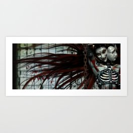 In The Name Of Tragedy Art Print