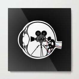 Vision Director Metal Print