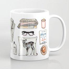 fashion. pajamas day Coffee Mug