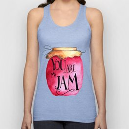 You are my Jam Unisex Tank Top