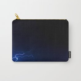 Lightning pattern Carry-All Pouch