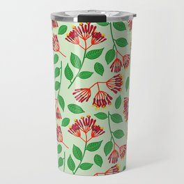 Ferninandosa Flower Travel Mug
