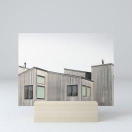 unfold Mini Art Print