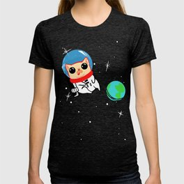 Chrissy in Space T-shirt
