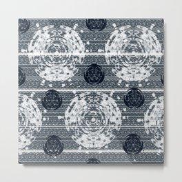 RainDrop Metal Print