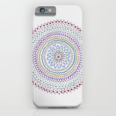 Mandala Smile B Slim Case iPhone 6s
