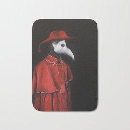 The Cardinal Bath Mat