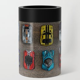 1980's Toy Cars Can Cooler