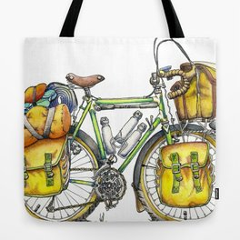 Grand Tourer Tote Bag